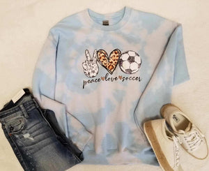 Peace Love Soccer-Wholesale
