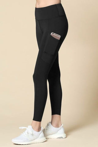 Athletic Leggings with Pocket