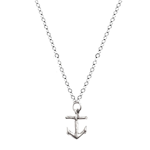 Anchor's Away Pendant