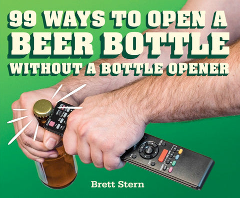 Book review: 99 ways to open a beer bottle without a bottle opener