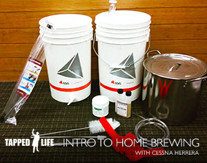 Home brewing part I