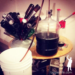 Home brewing part III