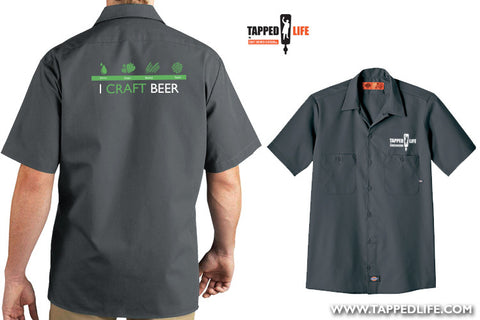 Craft Beer Work Shirt