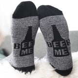 Beer Me Casual Socks