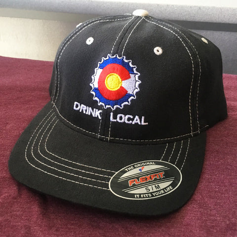 Colorado Drink Local Cloth Cap