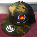 Colorado Drink Local Trucker Cap