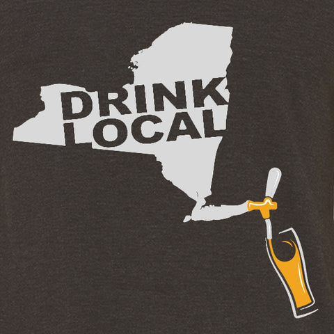 New York Drink Local UNISEX Tank Top