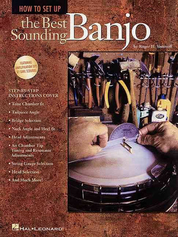 How To Setup the Best Sounding Banjo