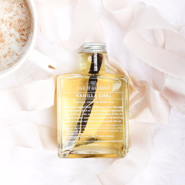 Vanilla Chai Body Oil