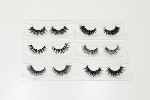 The Mink Lash Collection