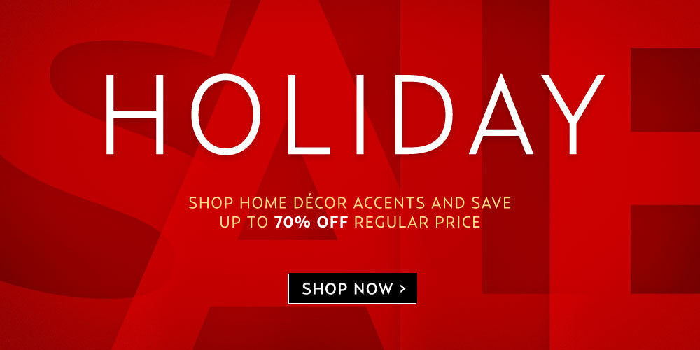 Holiday Sale 2016 - Get up to 70% Off
