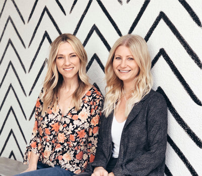 Founders, Kristy & Christa featured on Thrive Global