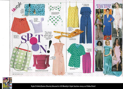 Saltwater Luxe featured in US Weekly's Style Section