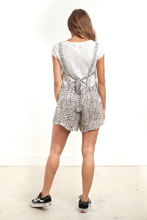 Canyon Romper Cheetah