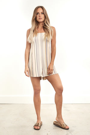 Canyon Romper Stripe