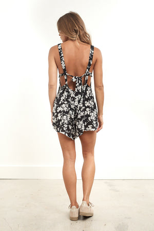 Canyon Romper Floral