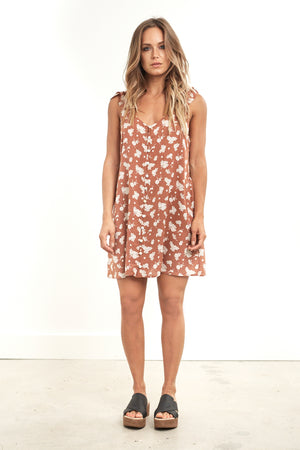 Lover Mini Dress Floral