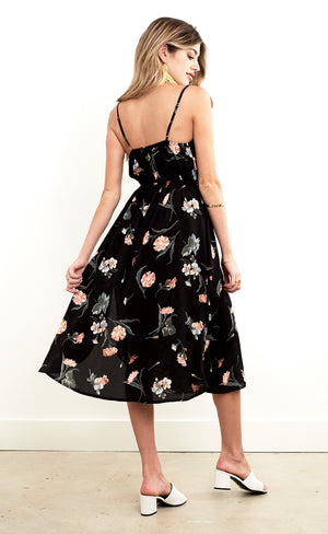 Lennon Midi Dress Blossom