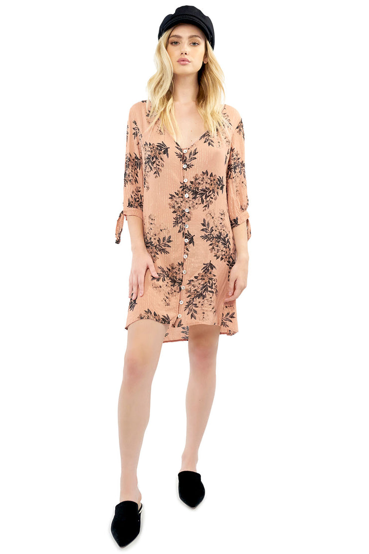 Lost In Love - Lurex Floral,saltwater luxe,saltwater-luxe,WOMENS