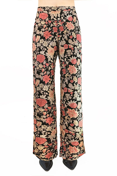 Getaway Pant - Floral,saltwater luxe,Saltwater Luxe,WOMENS