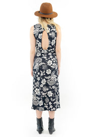 Sunset Park Midi Dress,saltwater luxe,saltwater-luxe,WOMENS
