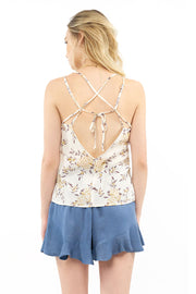 Heartlines Tank - Romance Floral,saltwater luxe,saltwater-luxe,WOMENS
