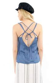 Heartlines Tank - Cheetah Jacquard,saltwater luxe,saltwater-luxe,WOMENS