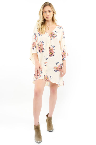 Willa Kimono - Blossom,saltwater luxe,Saltwater Luxe,WOMENS