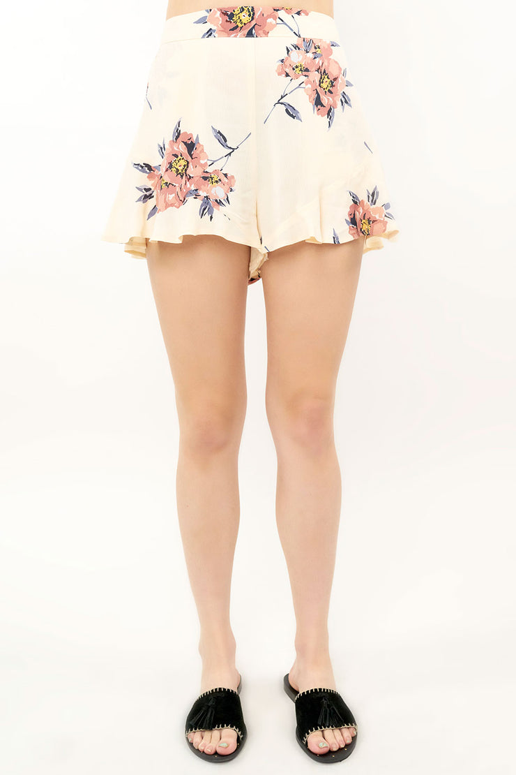 Driftwood Short - Blossom,saltwater luxe,saltwater-luxe,WOMENS