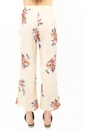 Retreat Crop Pant - Blossom,saltwater luxe,Saltwater Luxe,WOMENS