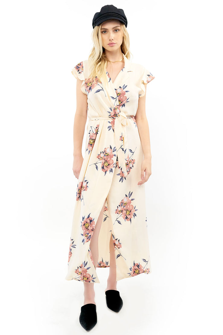 Reese Maxi Dress - Blossom,saltwater luxe,Saltwater Luxe,WOMENS