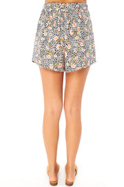 Quinn Short - Leopard Ditsy,saltwater luxe,Saltwater Luxe,WOMENS