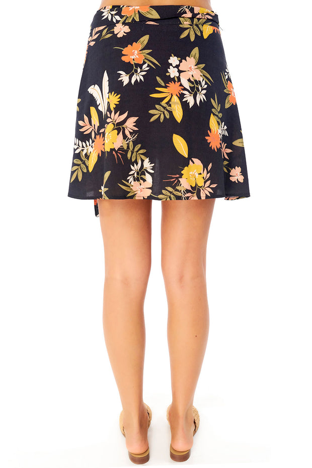 Tahiti Wrap Skirt - Tropic,saltwater luxe,Saltwater Luxe,WOMENS