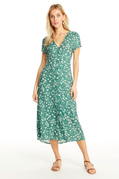 London Midi - Lost Poppy,saltwater luxe,Saltwater Luxe,WOMENS