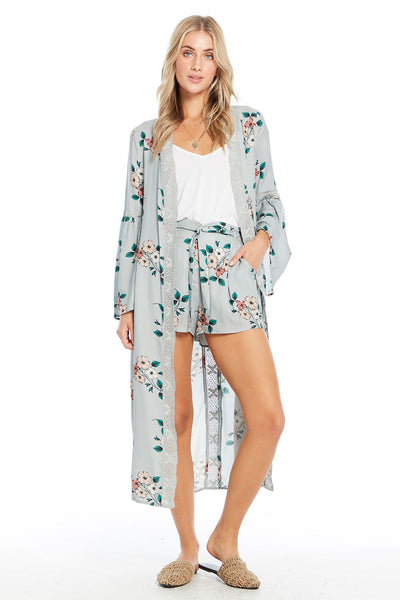 Tovin Duster - Floral Dream,saltwater luxe,Saltwater Luxe,WOMENS