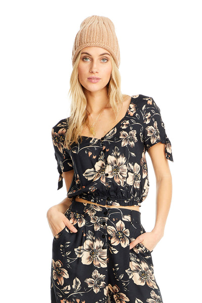 Ava Top - Serenity Rose,saltwater luxe,Saltwater Luxe,WOMENS