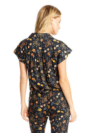 Marina Top - Autumn Dreams,saltwater luxe,Saltwater Luxe,WOMENS