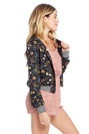 Havana Jacket - Autumn Dreams,saltwater luxe,Saltwater Luxe,WOMENS