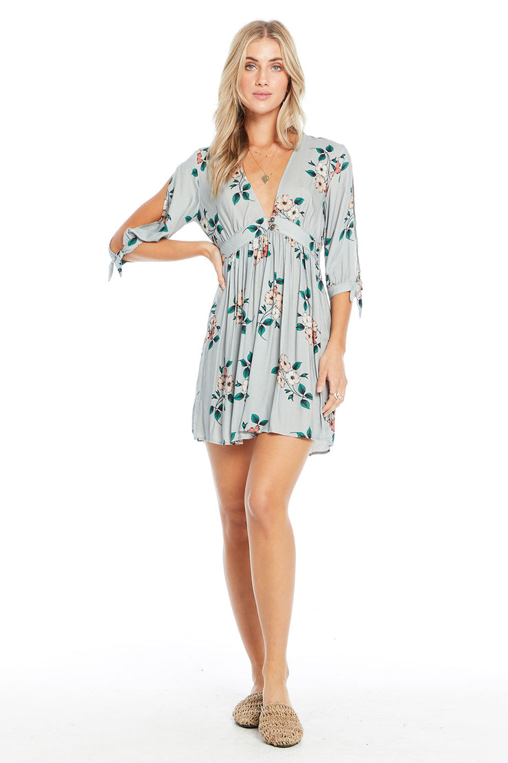Madden Dress - Floral Dream,saltwater luxe,Saltwater Luxe,WOMENS