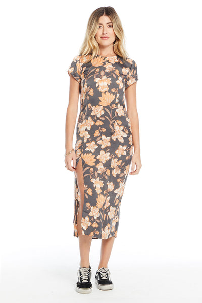 Skye Midi Dress - Morning Blossom