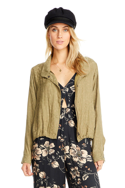 Bryant Jacket - Jacquard,saltwater luxe,Saltwater Luxe,WOMENS