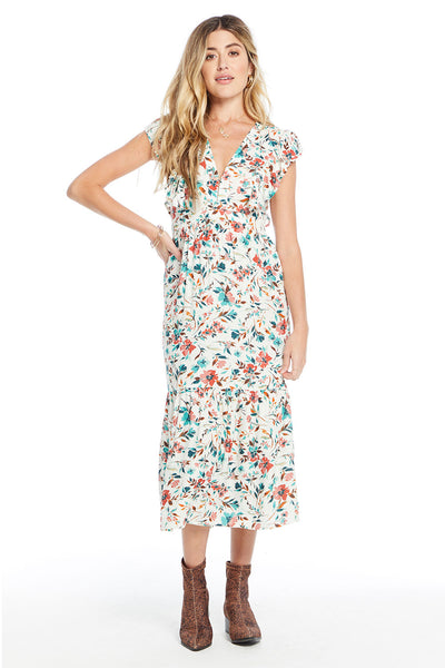 Rumor Maxi Dress - Primrose Floral