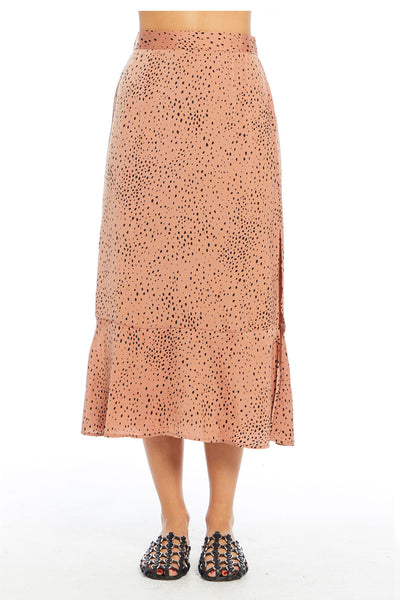 Lee Midi Skirt - Wild Daze