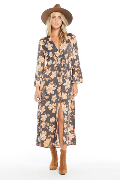Naomi Maxi Dress - Morning Blossom