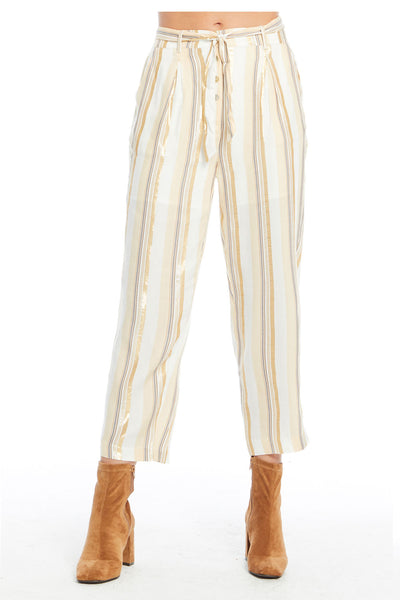 Aldean Pant - Fancy Stripe