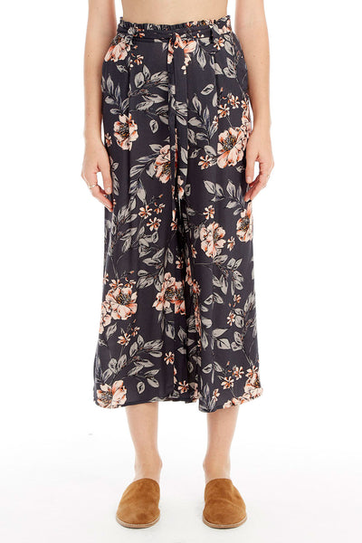 Allie Crop Pant - Garden Dream