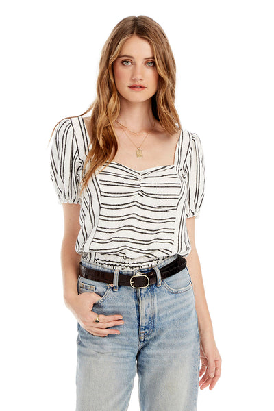 Soho Top - Mood Stripe