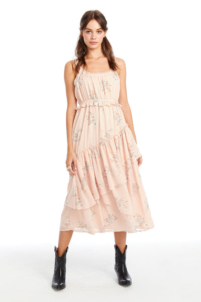 California Garden Camilla Midi Dress