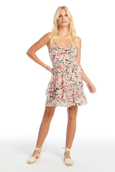 Kika Mini Dress - Pretty Blossom