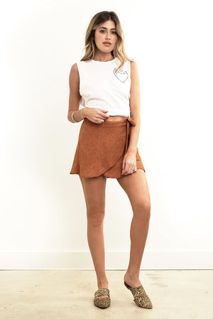 Tahiti Mini Skirt